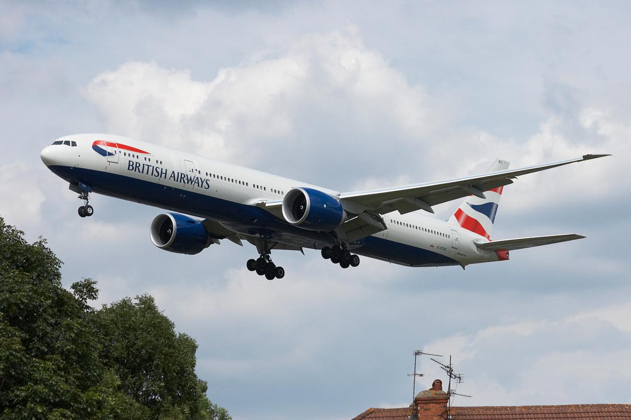 [15/07/2011] Londres Heathrow (Part I) Hbbc