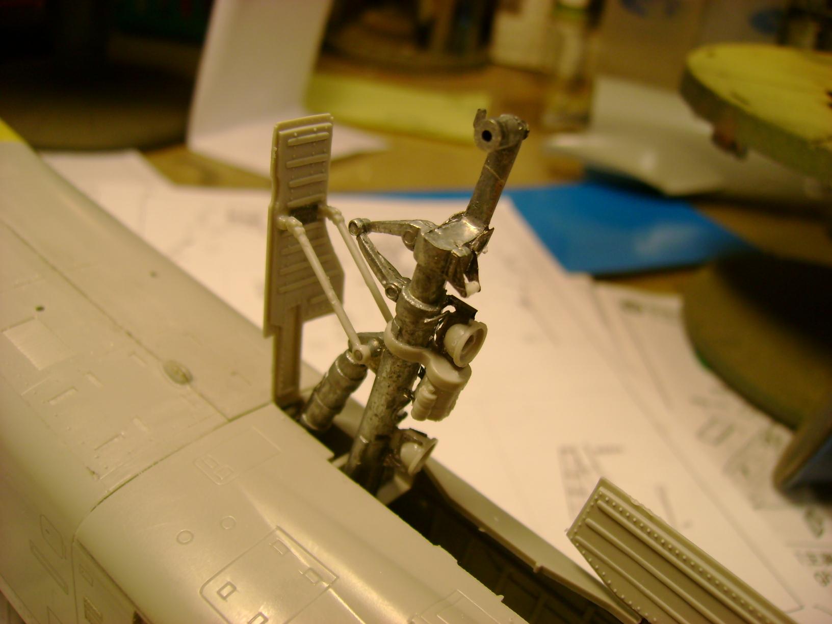A-10 Thunderbolt II...1/32 Trumpeter + PE Edouard....( T-Bird) Up 02/12... 57204249