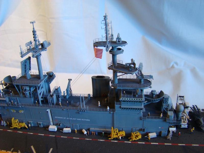USS WASP LHD-1 1/350 Revell  Dsc09164g