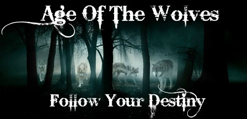 Age Of The Wolves - Semiliterate Realistic Wolf RP Advertisepic