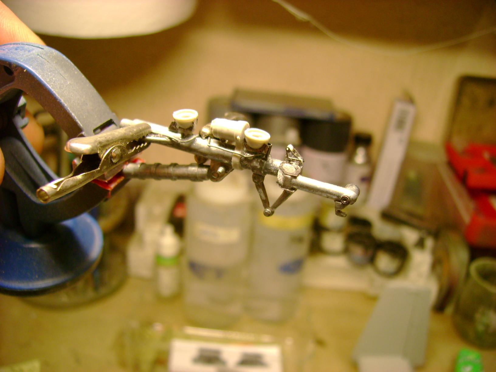 A-10 Thunderbolt II...1/32 Trumpeter + PE Edouard....( T-Bird) Up 02/12... 95543393