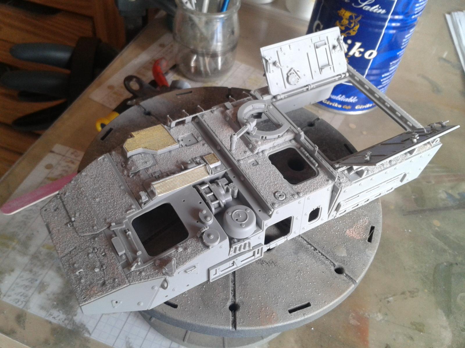 Stryker M1129 Mortar Carrier MC-B ...Montage terminé !!!! 20130521172040