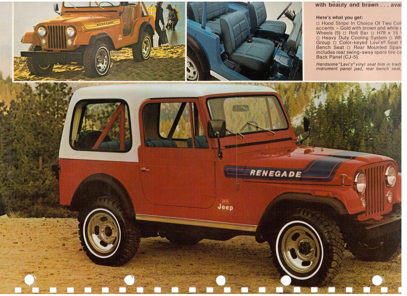 Jeep CJ7: différences entre versions - Page 2 Numris2711201221514red