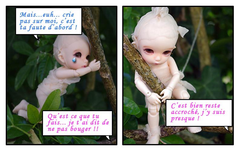 Une histoire de fée - Chapitre 12: La vie continue (P5) - Page 4 U5e8