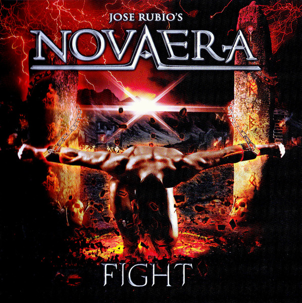 Jose Rubio's Nova Era - Fight (Digipak Edition) (2014) OGG49T