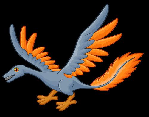Dinosaurio Volador KyXqVE