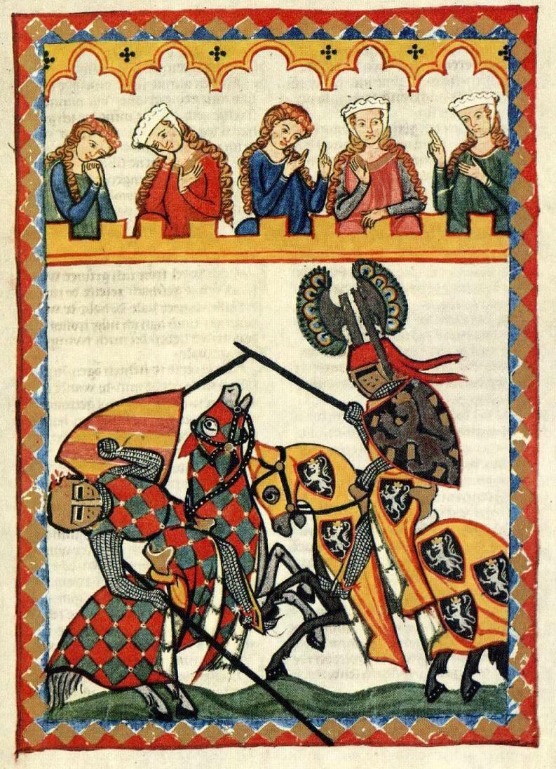 Torneos Medievales: Deporte como ostentación de poder SOD61U