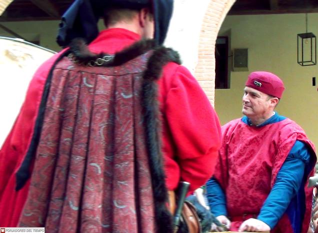 V Jornadas de Recreación Histórica con la Guerra de Sucesión Castellana (1475) Castillo de Belmonte EJQnOq
