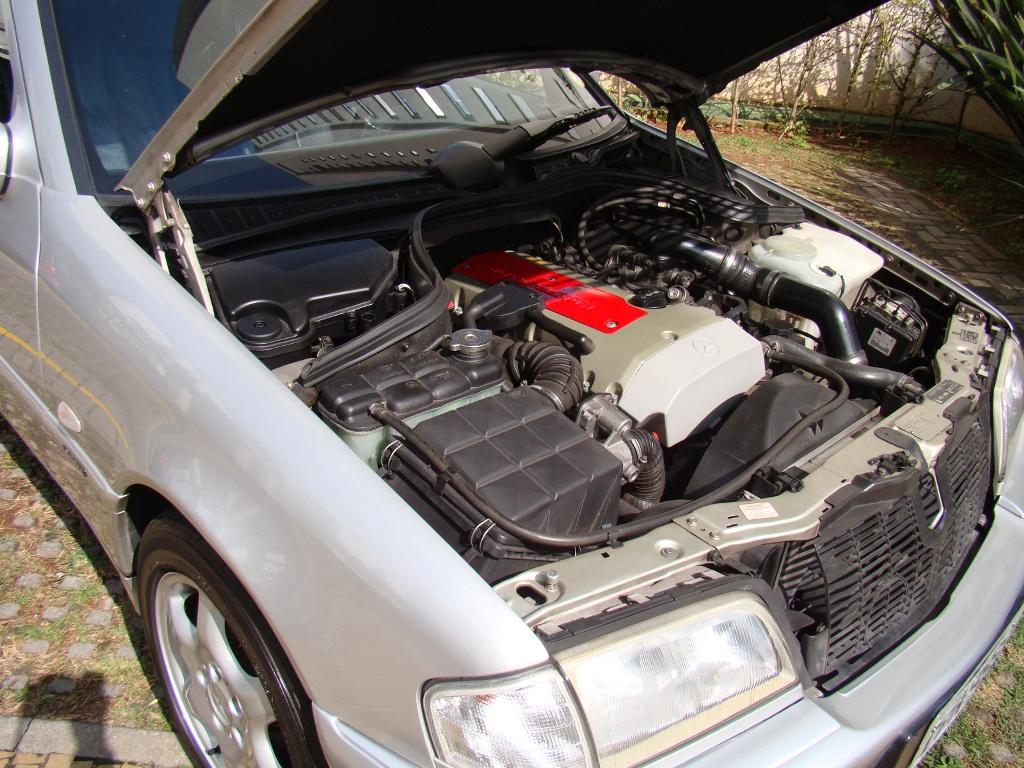 Vendo minha C 230 Kompressor  Sport 1998 - VENDIDO VkWWQl