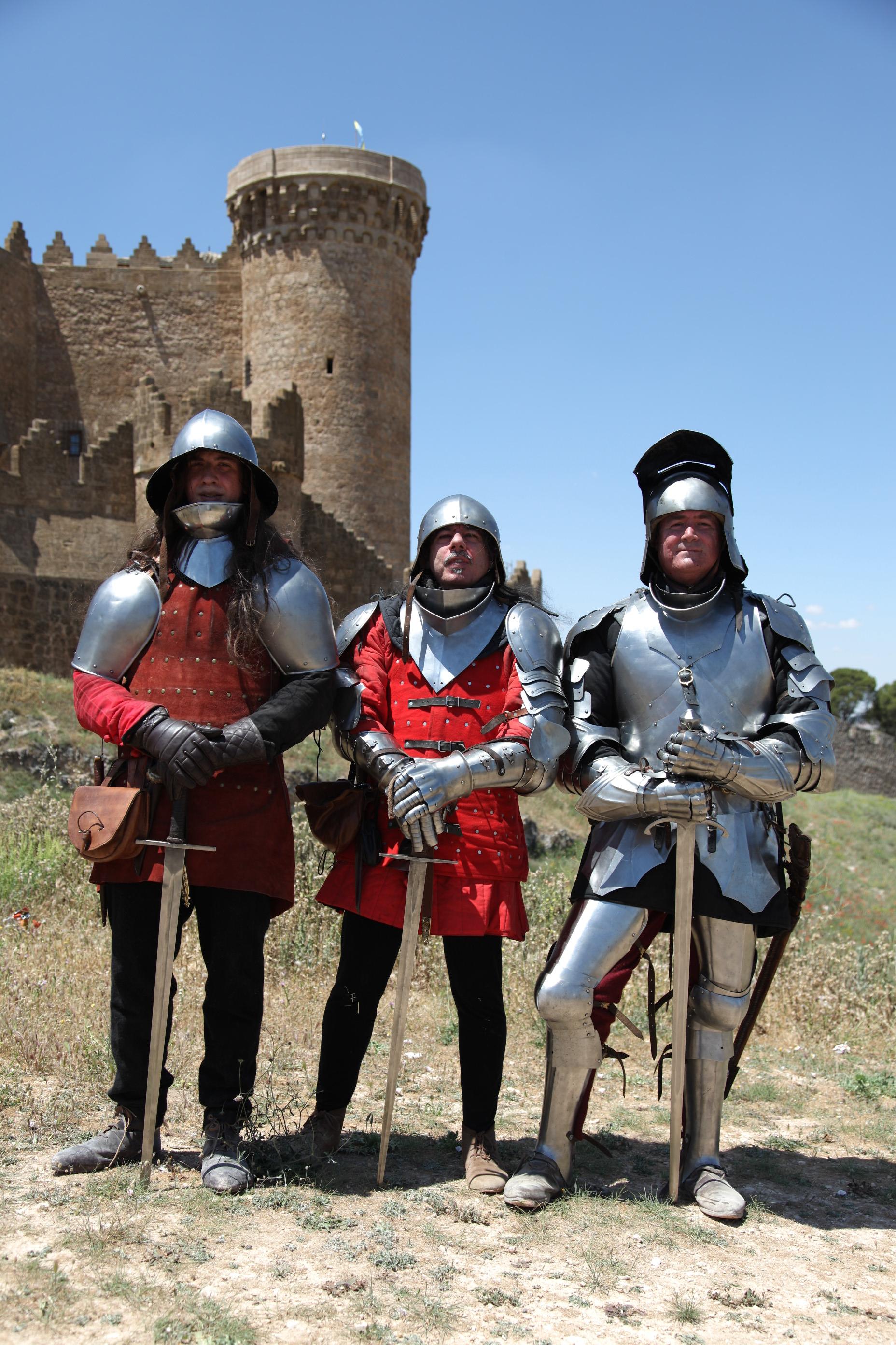 V Jornadas de Recreación Histórica con la Guerra de Sucesión Castellana (1475) Castillo de Belmonte TorllP