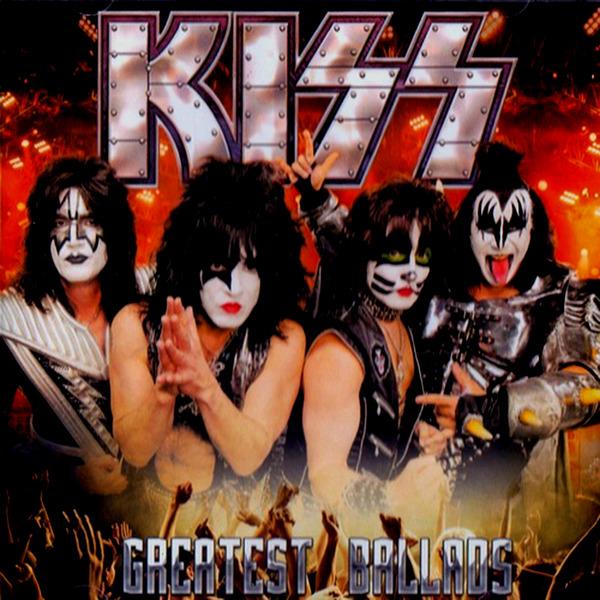 Kiss - Greatest Ballads (2014)  9Pl3xi