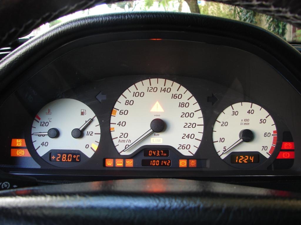 Vendo minha C 230 Kompressor  Sport 1998 - VENDIDO FlNIvm