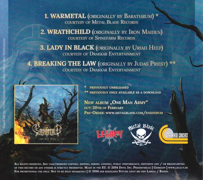 Ensiferum - Suomi Warmetal (EP) (2014)  Ea5TJZ