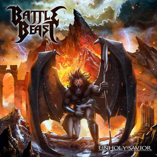 Battle Beast - Madness (SP) (2014) SRyDtE