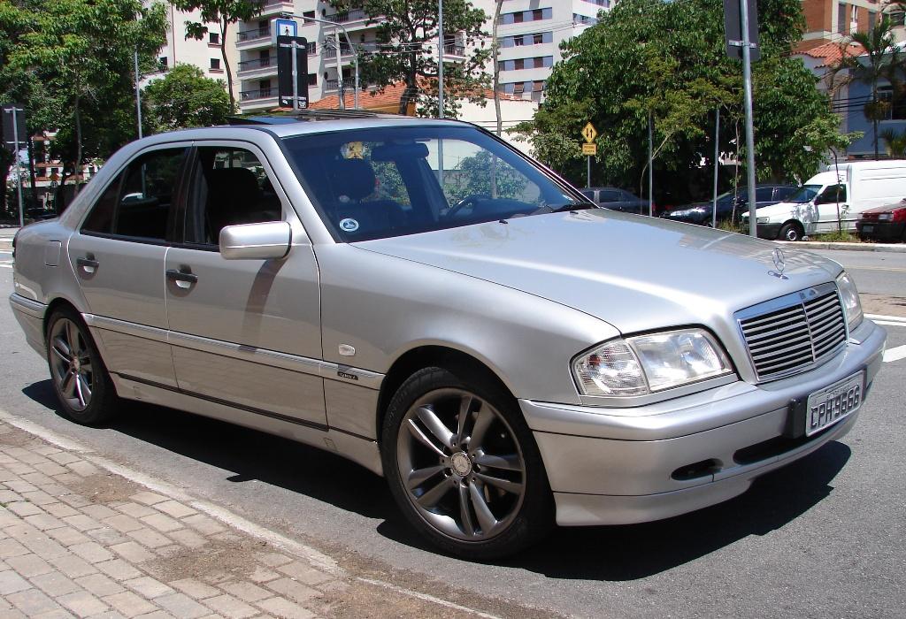 Vendo minha C 230 Kompressor  Sport 1998 - VENDIDO OXCqCS
