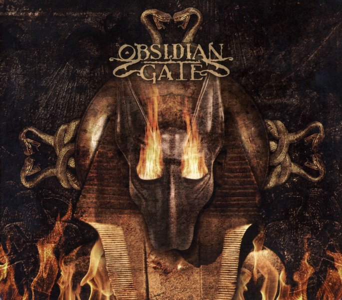 Obsidian Gate - Whom The Fire Obeys (2014)  5csMCo