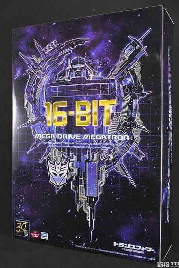 [Review] Mega Drive Megatron DMbBHk