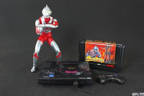 [Review] Mega Drive Megatron HSjsGp