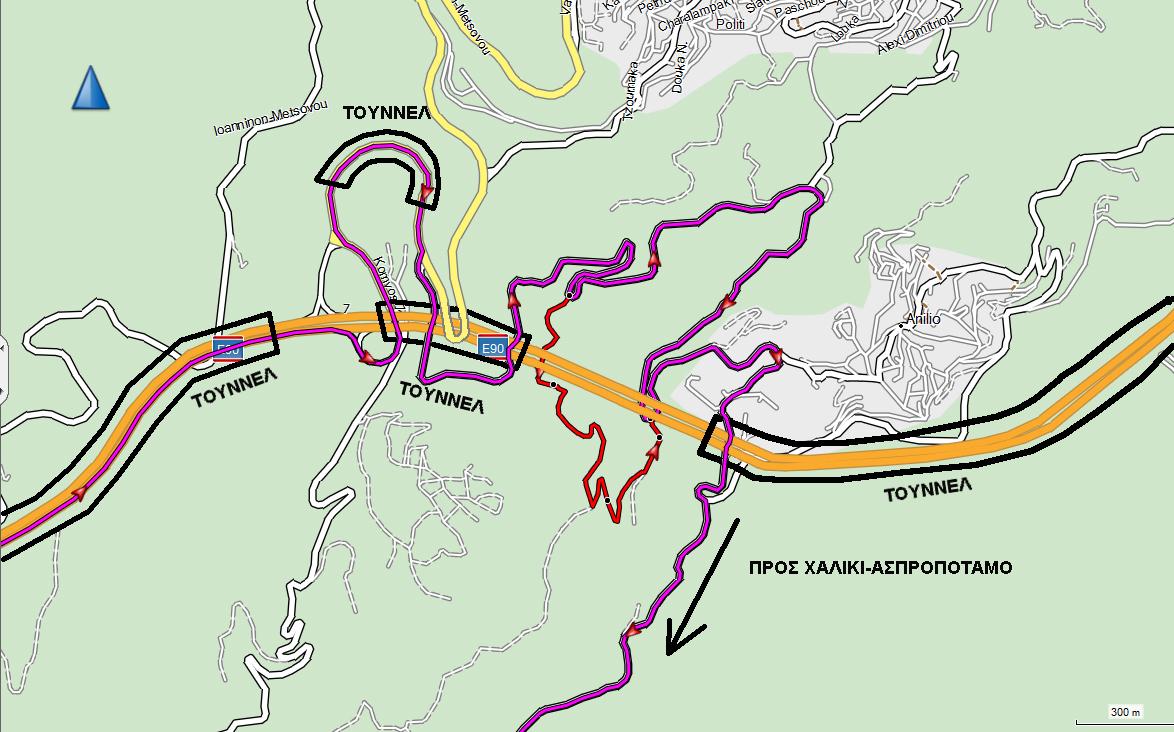 Διαδρομή Αθήνα-Μονοδένδρι YZU3cK