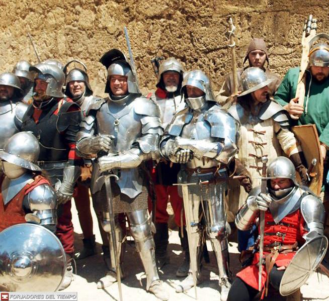 V Jornadas de Recreación Histórica con la Guerra de Sucesión Castellana (1475) Castillo de Belmonte Ky70mJ