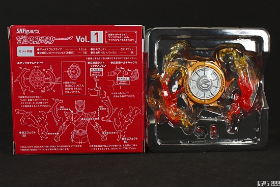 [Review] S.H. Figuarts Kamen Rider Drive type SPEED AwJzRN