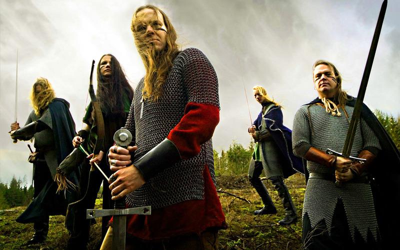 Ensiferum - Suomi Warmetal (EP) (2014)  RDSUFV
