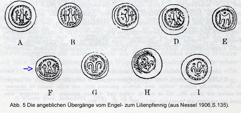 24. Denier (Pfennig) uniface au lis stylisé sommé de 2 croix et 1 boule de perle. Attribué à la municipalité de Strasbourg. EW9qJy