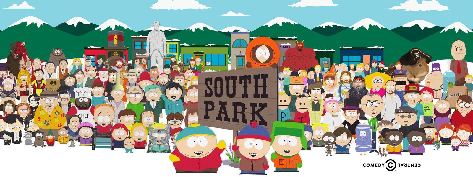 South Park S19 720p 1080p WEB-DL | S19E01-E08 5LOpJi