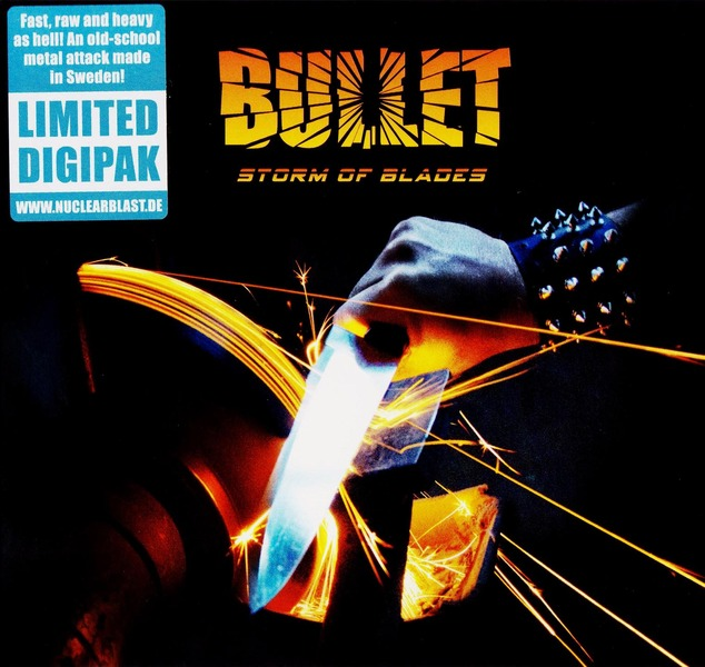 Bullet - Storm Of Blades (Limited Edition Digipak) (2014)  WzlHic