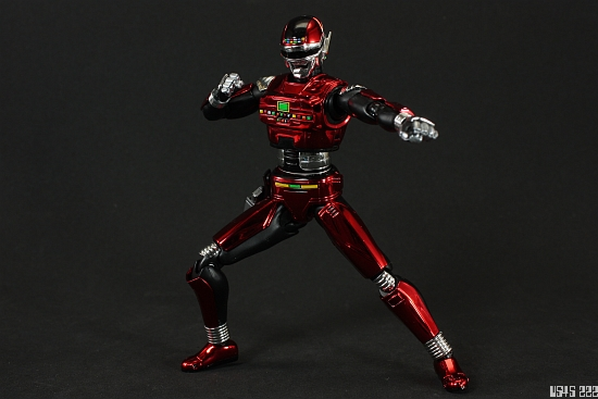 [Review] S.H. Figuarts Space Sheriff Sharivan 1n2Ysx