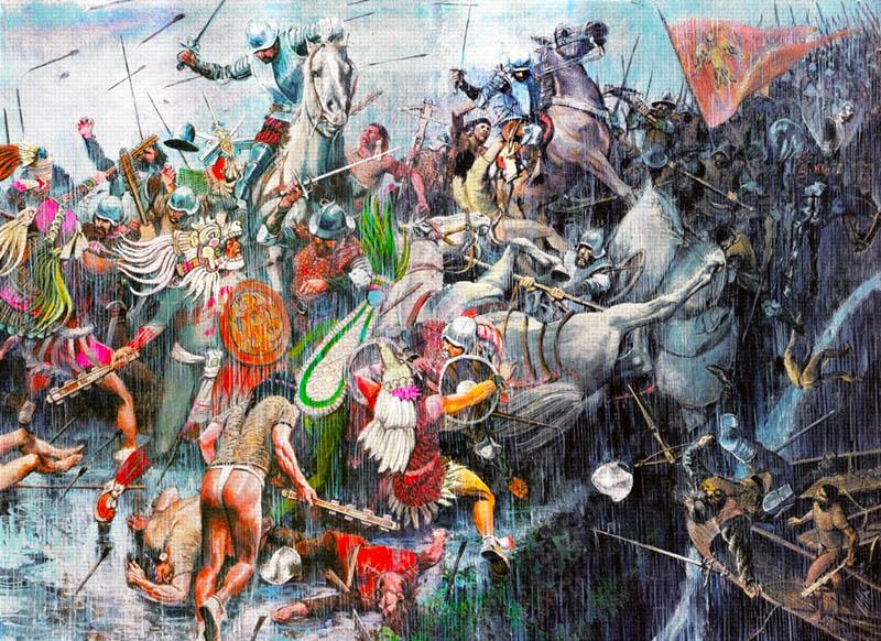 Armamento y equipo de los conquistadores españoles en el norte de América PtY8hp