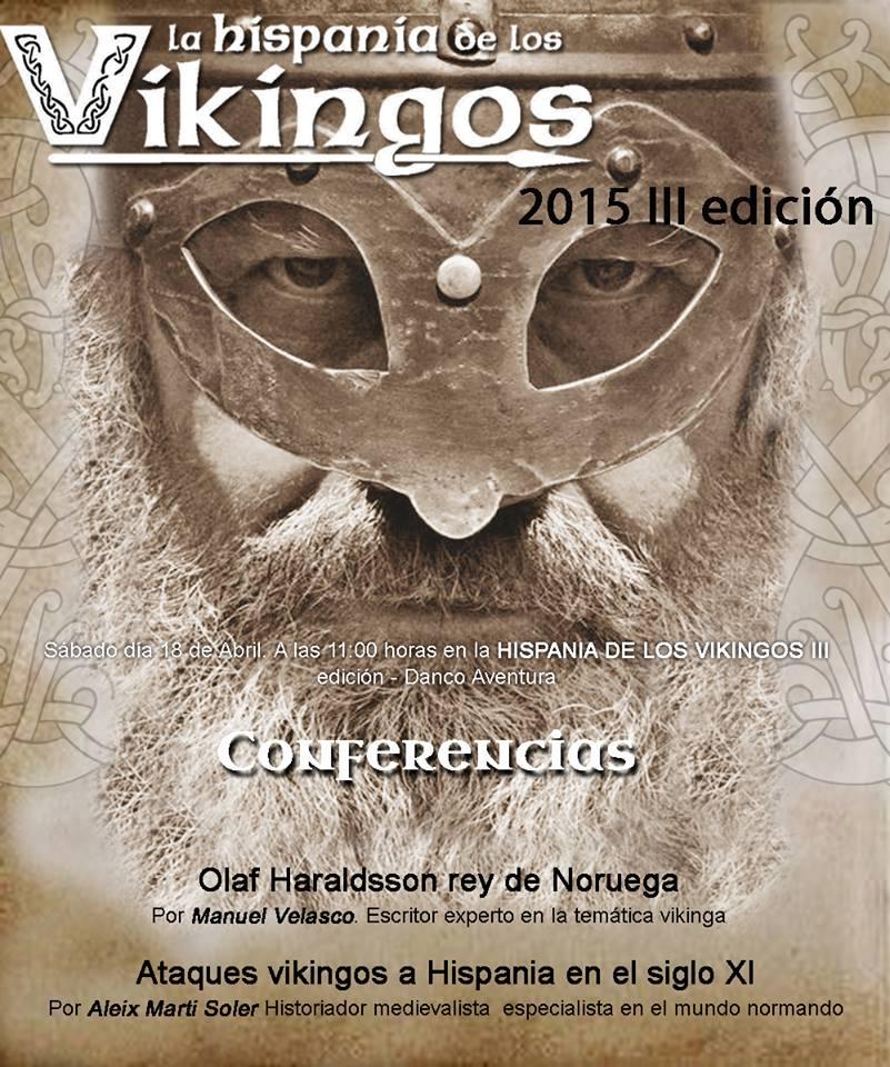 LA HISPANIA DE LOS VIKINGOS. CONVOCATORIA 2015 Picl0h