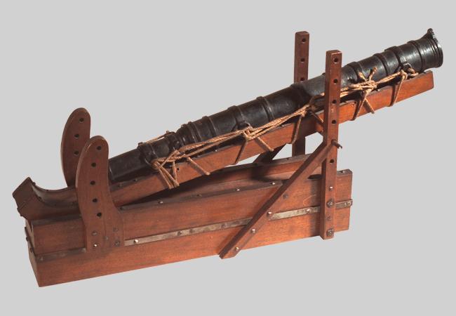 Bombardas. La artilleria del siglo XV UOFF8c