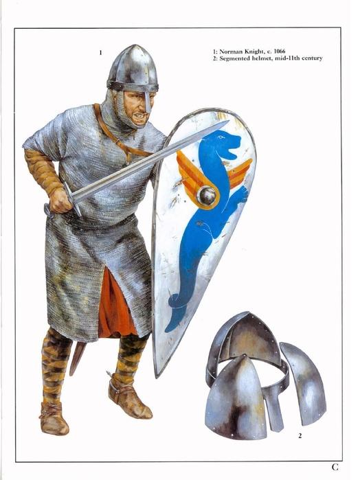 Armaduras y armas de los caballeros 0BuY2m