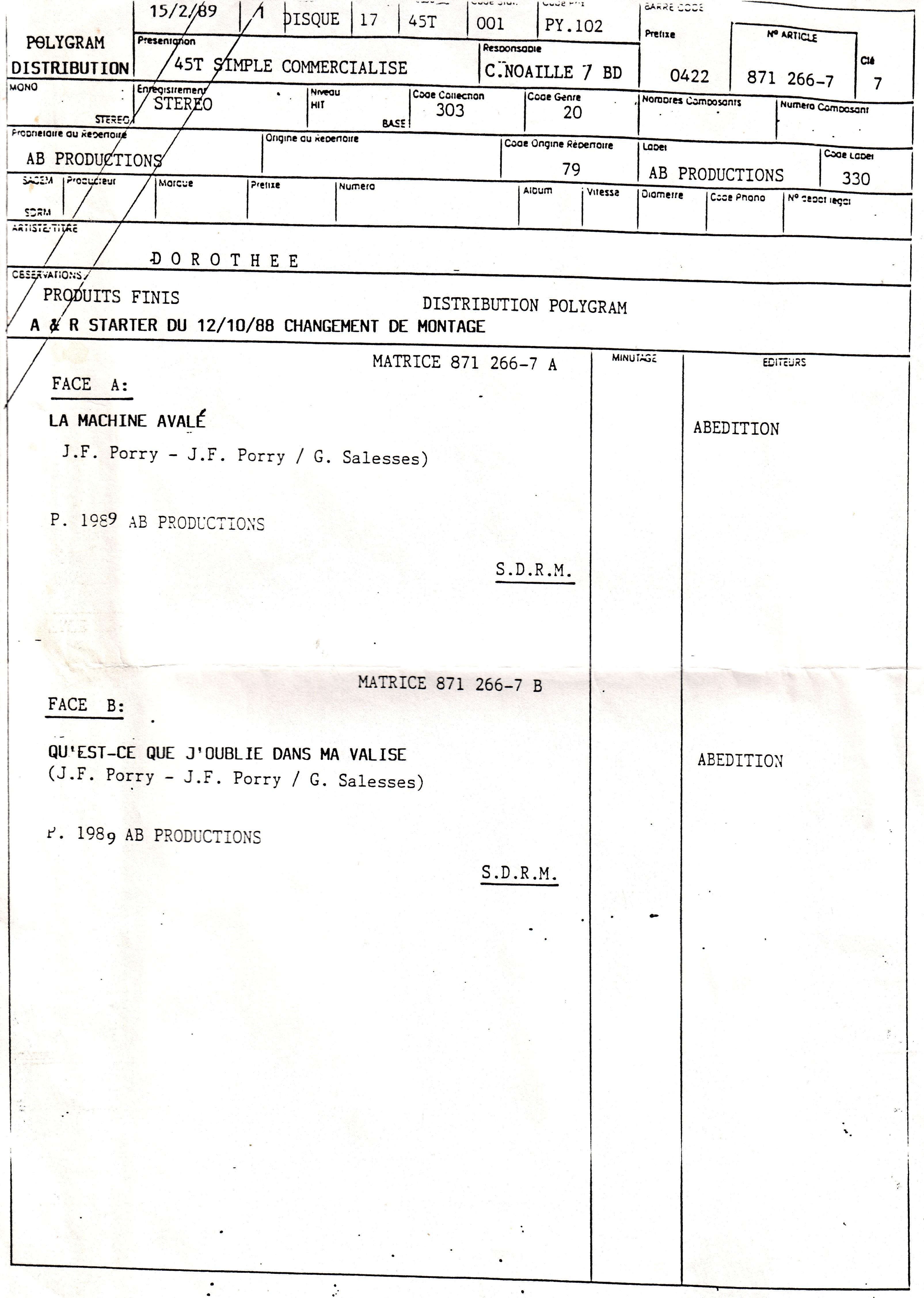 Dorothée et AB Productions - Page 3 Q1a8