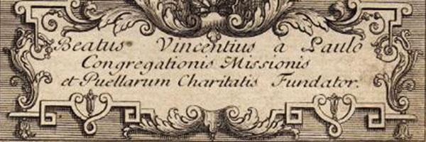 S. Vicente de Paul/ S. Juan Francisco Regis - MR(307) (R.M. SXVIII-O176) Mr307d