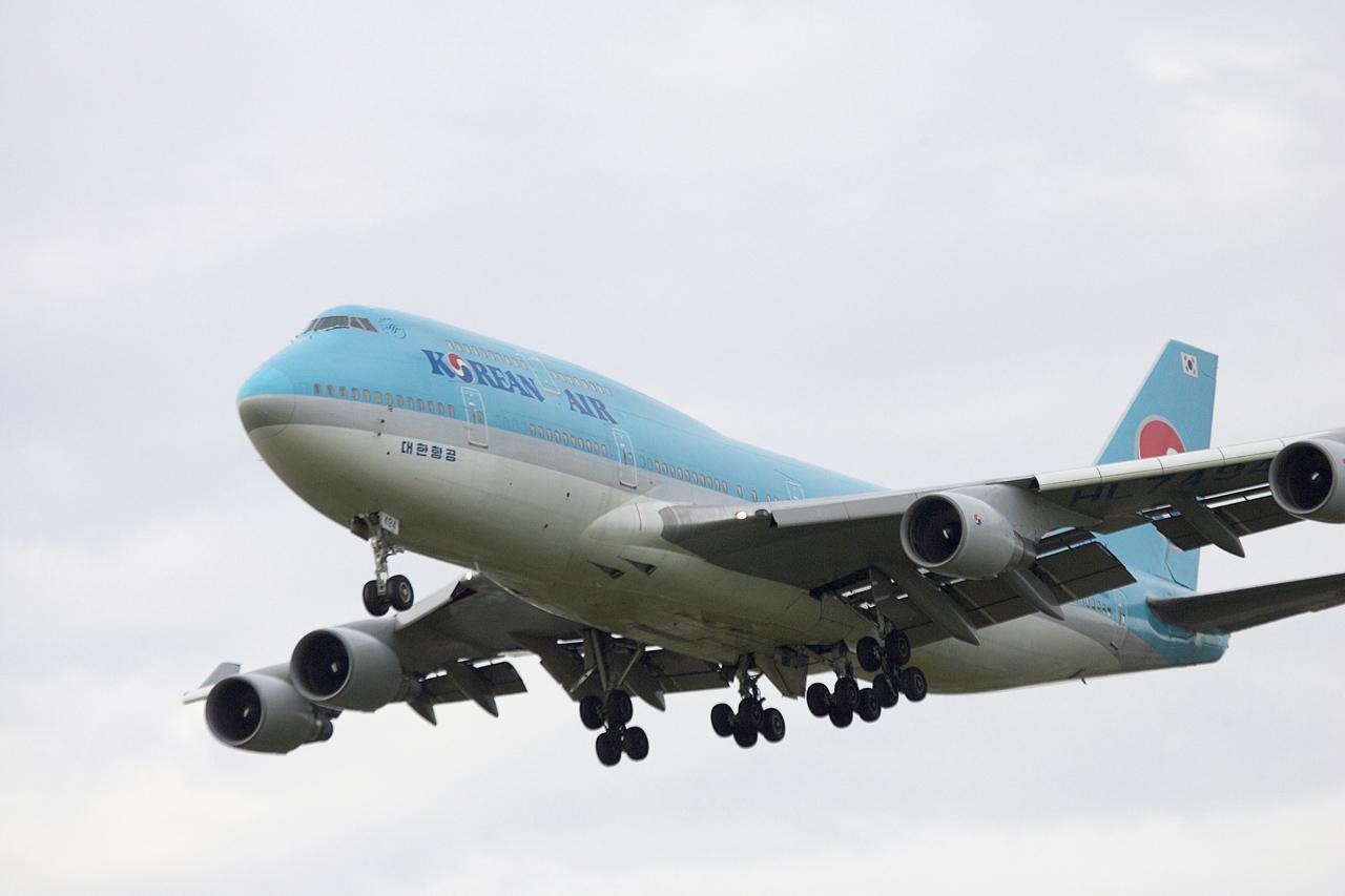 [15/07/2011] Londres Heathrow (Part I) Ytav