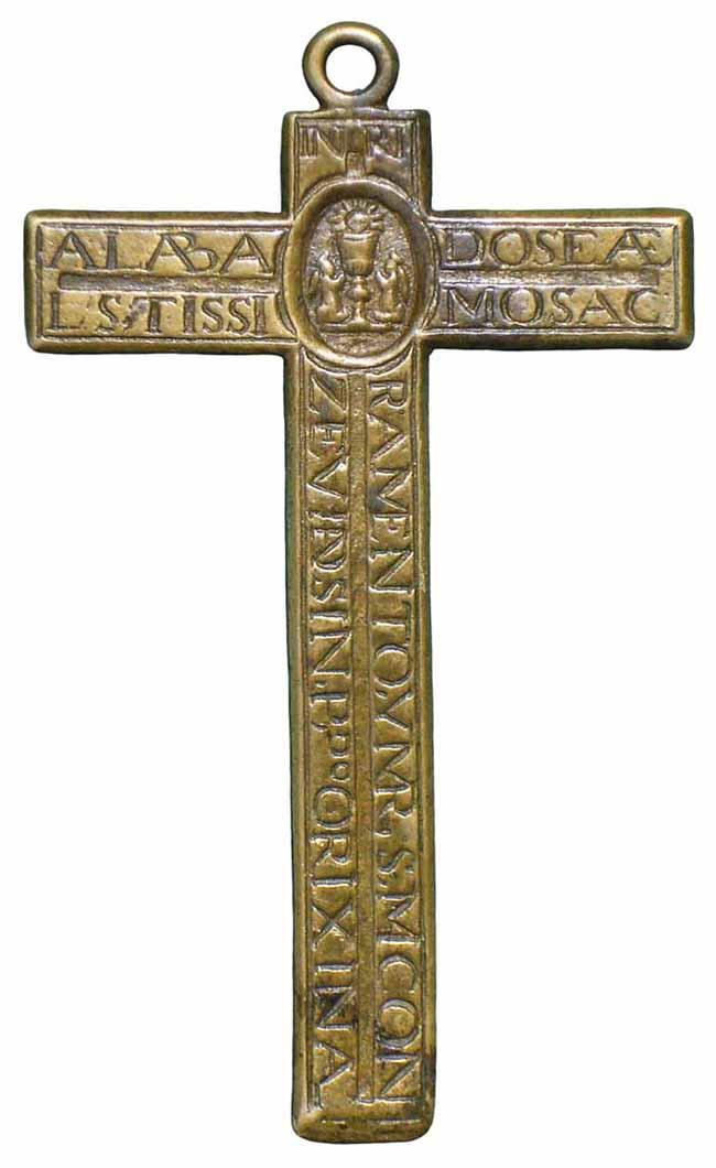 Cruz de la Madre Luisa de la Ascensión  S-XVII - CC-064 - [Pec029/S-XVII] * 5ztg