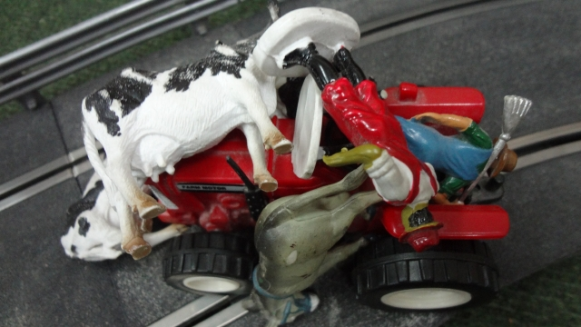 rally - Impresionante Crash de Donaire en el Rally Super Clásicos de Ayer.... V4bo