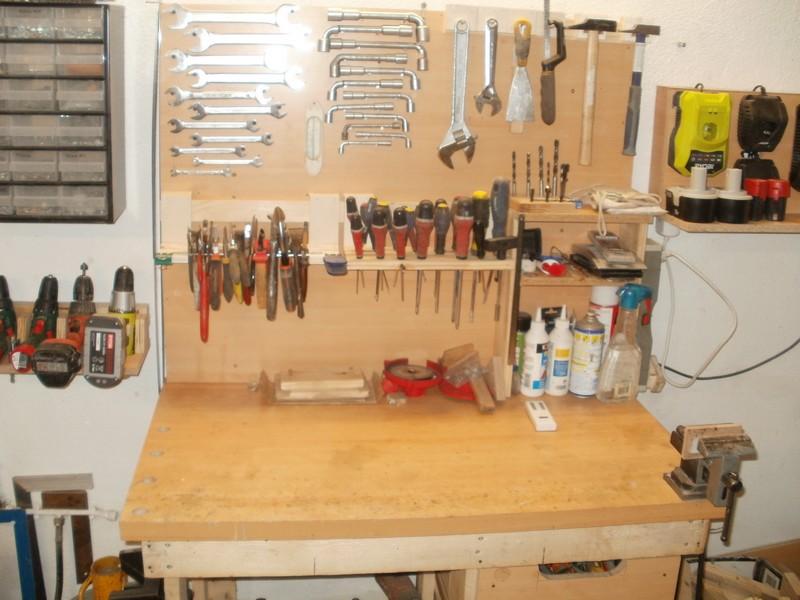 Quelques photos de mon atelier P6100116