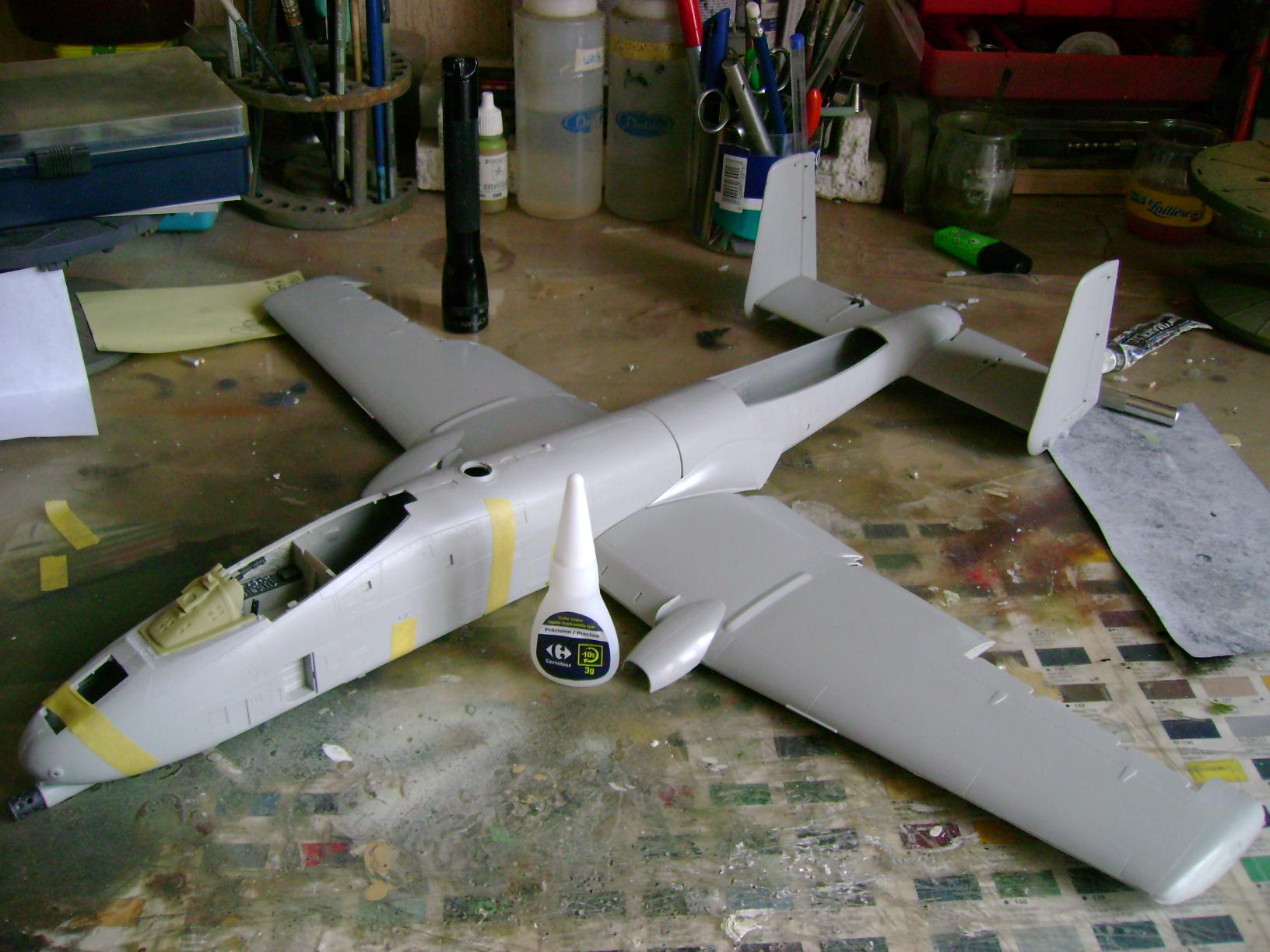 A-10 Thunderbolt II...1/32 Trumpeter + PE Edouard....( T-Bird) Up 02/12... 92370840
