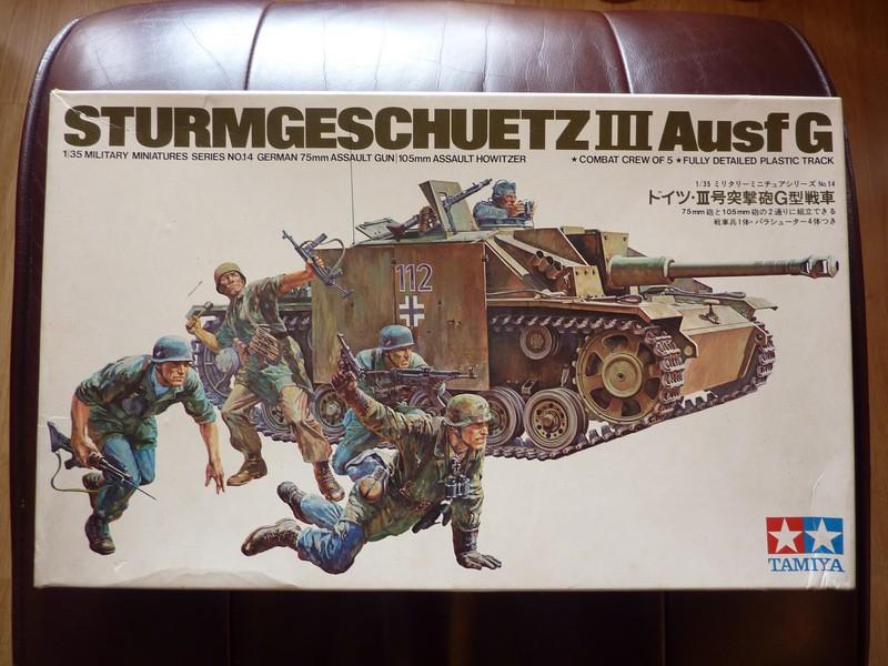 STUG - StuG III Ausf.G TAMIYA MM114 P1030674y