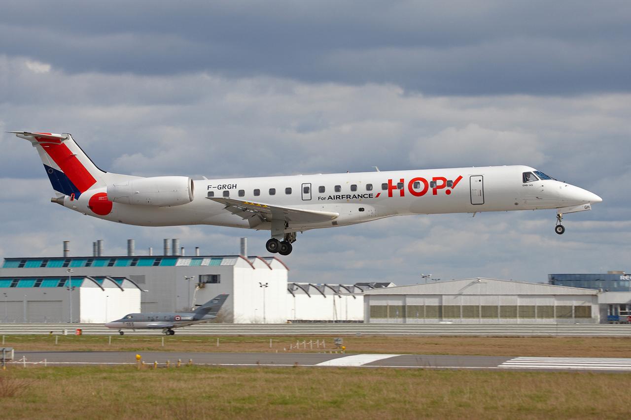 [15/03/2013] Embraer 145 (F-GRGH) Hop! 5b41