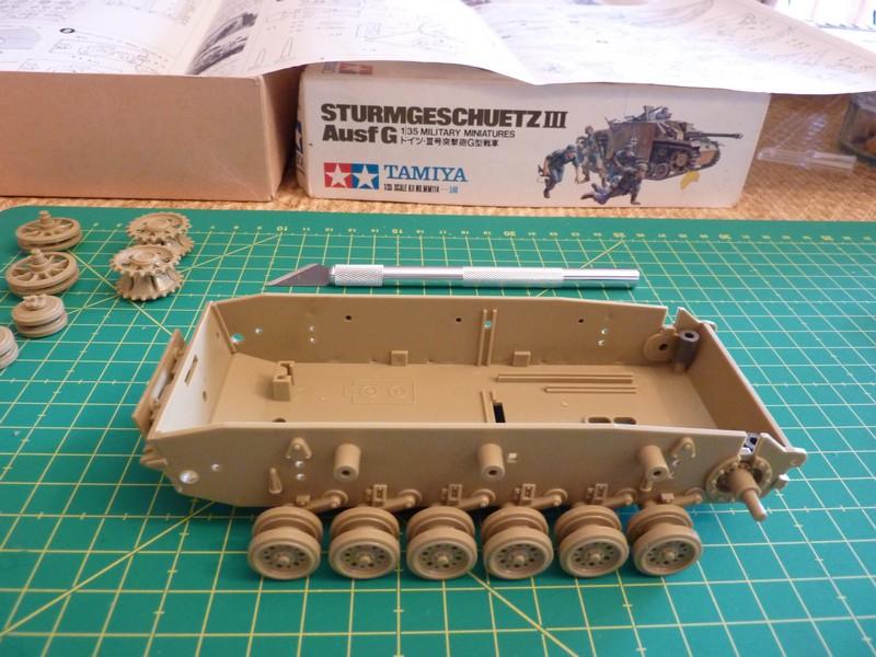 STUG - StuG III Ausf.G TAMIYA MM114 P1030673a