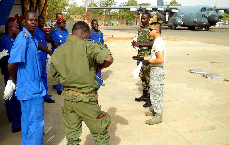 Armée nationale Burkinabé / Military of Burkina Faso 7995847147476c69ffe8c