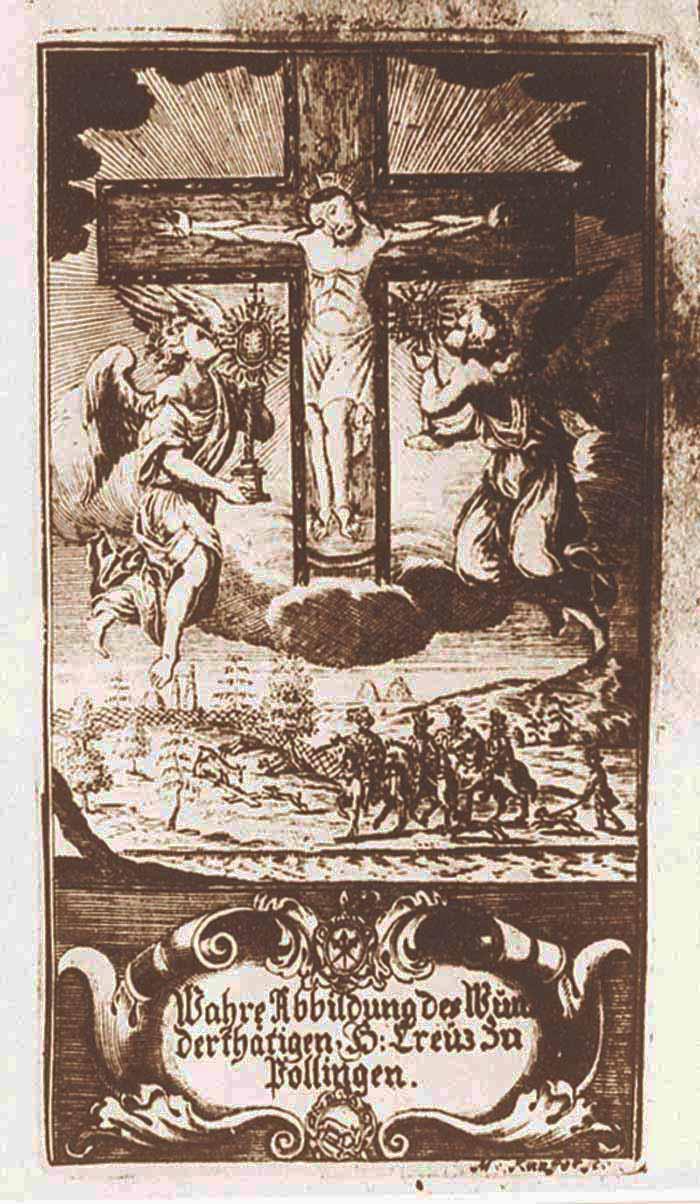 Santa Cruz Milagrosa de Polling / S. Maria Achbergensis - MR(342) (R.M. SXVII-O245) 83rd