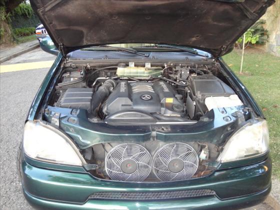 W163 ML430 2000/2001 - R$ 50.000,00 Lwmy