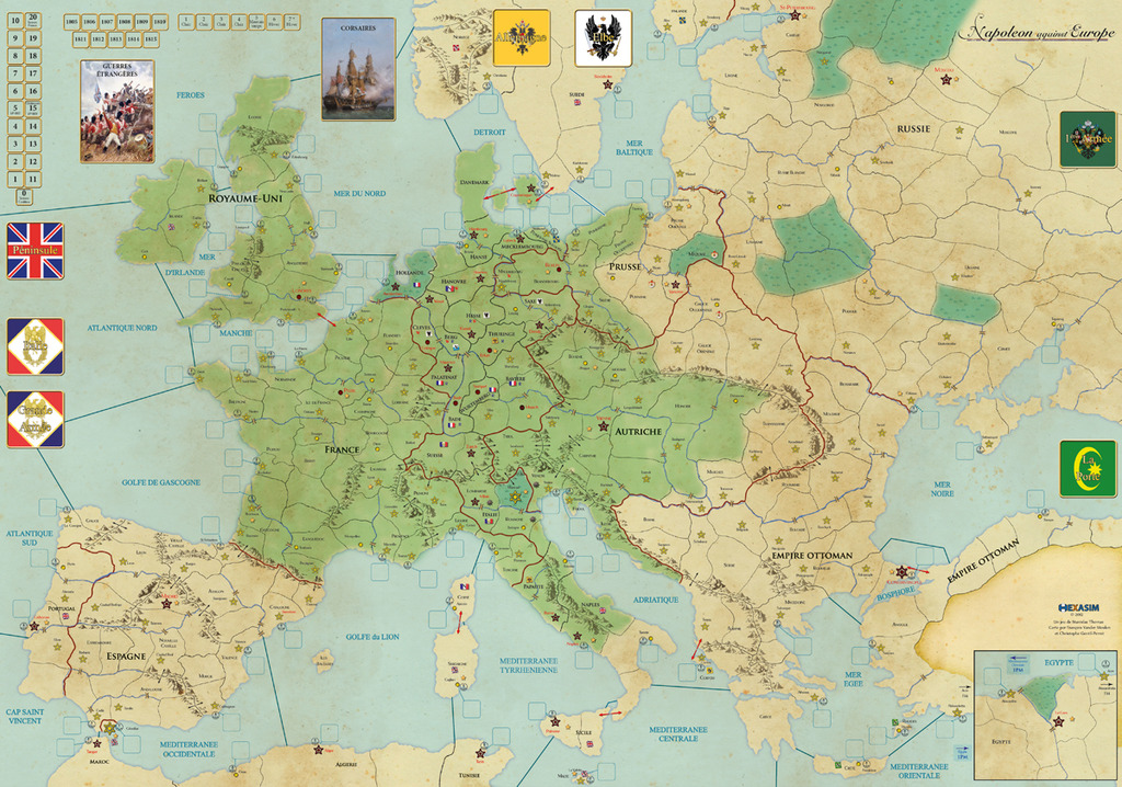 [Graphismes] Napoleon against Europe Zuvf
