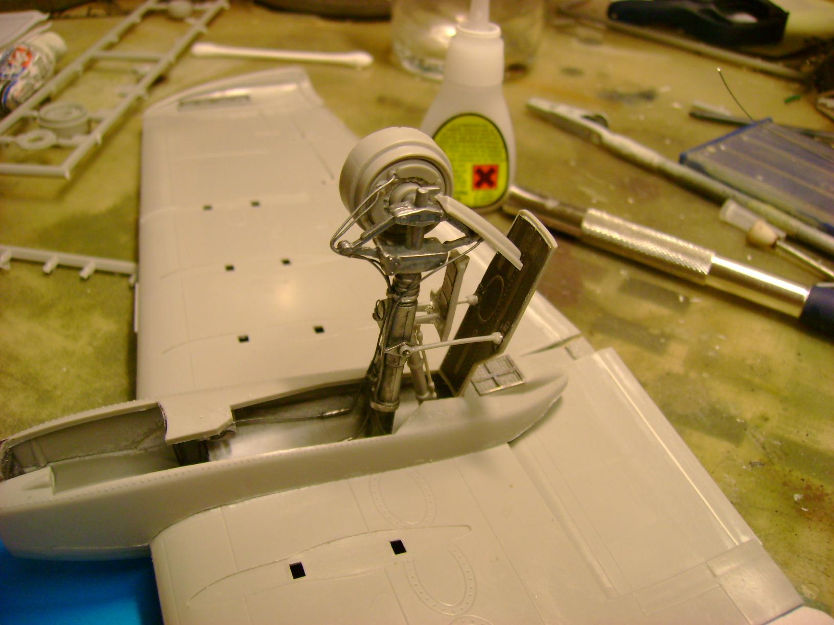 A-10 Thunderbolt II...1/32 Trumpeter + PE Edouard....( T-Bird) Up 02/12... - Page 2 Dsc03190ki