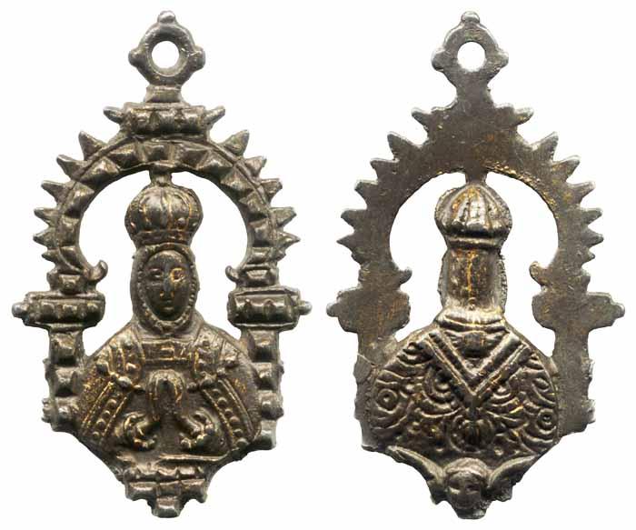 Nuestra Señora del Sagrario de Toledo - MF(013) (R.M. PFV-Sagrario 8 ) Mf013